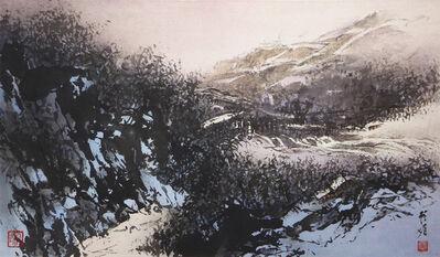 Koo Mei 顧媚, 'Snow 雪霽', 1996