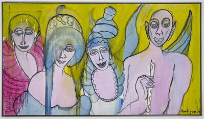 Grace Hartigan, 'A Midsummer Night's Dream', 2007