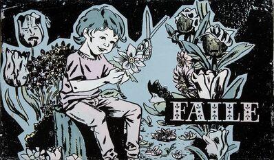 FAILE, 'Bedtime Stories', 2010