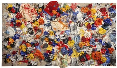 Ismael Lagares, 'Red XII', 2021
