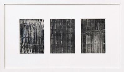 Gerhard Richter, 'Le Desir Tragique III - Triptychon', 1993