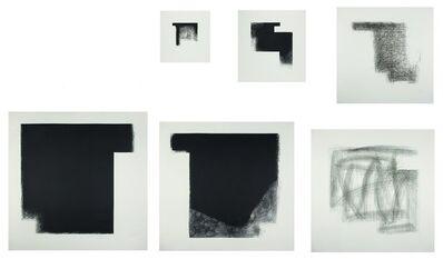 Miguel Angel Campano, 'Creciente - Decreciente', 1994
