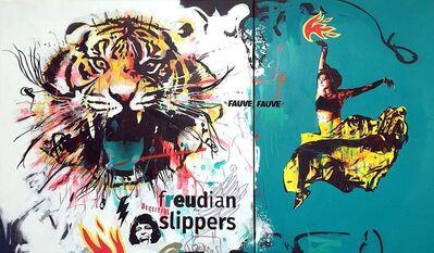Francois Coorens, 'Freudian Slippers', 2015