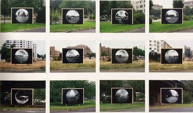 Timm Ulrichs, 'IM VISIER', 1987