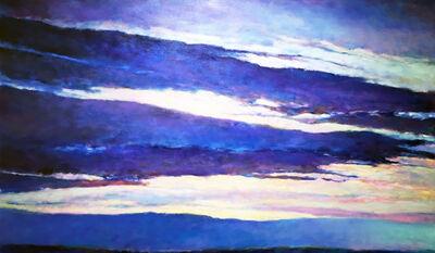 Ken Elliott, 'Blue Skyscape', 2011