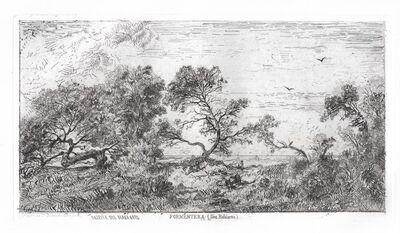 Francisque de Saint-Etienne, 'Souvenir des Îles Baléares. Formentera.', 1860
