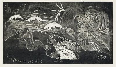 Paul Gauguin, 'L'Univers est Crée.', 1893-94