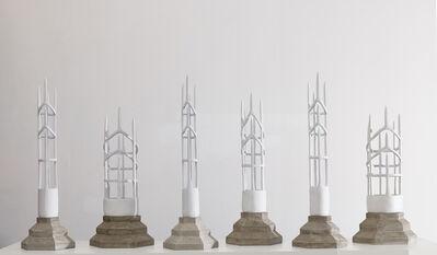 Afruz Amighi, 'Crowns I, II, III, IV, V, VI', 2014