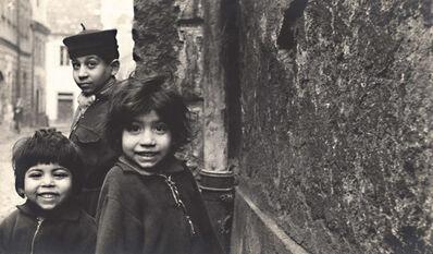 Jiri Hampl, 'Gypsy Children', 1956/1956