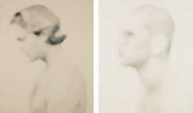 Bill Jacobson, 'Interim Portrait #388; and Interim Portrait #522', 1992