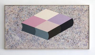 Ronald Davis, 'Arc Edge Diamond Nebula', 1981