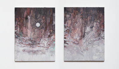 Alexandre Wagner, 'Untitled, Diptych', 2020