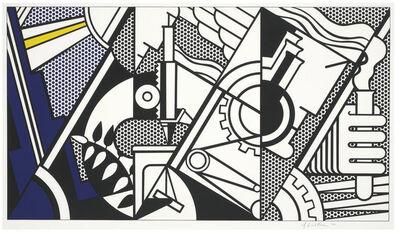 Roy Lichtenstein, 'Peace Through Chemistry IV', 1970