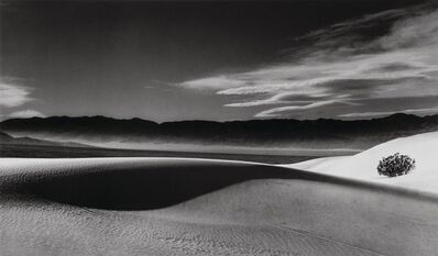 Ruth Bernhard, 'Death Valley', 1969-printed later