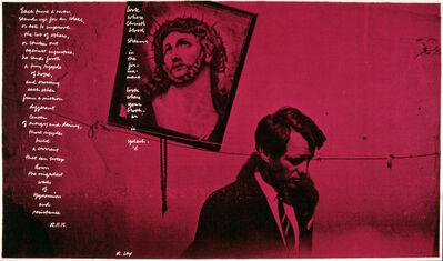 Corita Kent, 'In Memory of RFK', 1968