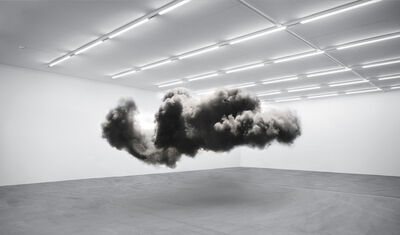 Fabian Bürgy, 'Black cloud', 2015