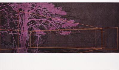 Andrew Mackenzie, 'Scots Pine, Building (magenta)', 2019