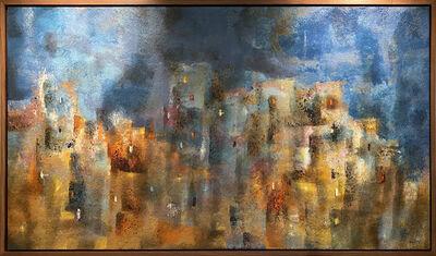 Leonardo Nierman, 'City of Ruins', 1961