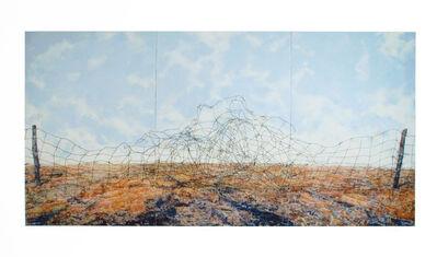 Mark Mastroianni, 'Autumn Fence', 2012