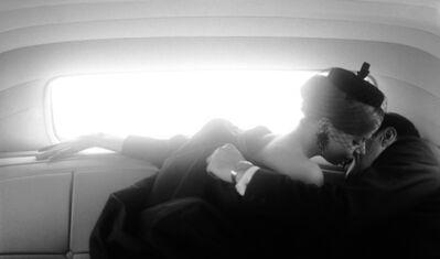 Jerry Schatzberg, 'Back Seat Romance', 1960