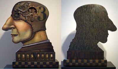 Markus Pierson, 'Racerhead', 2010