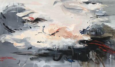 Mélanie Arcand, 'Les chemins entre les loups et la lune', 2019