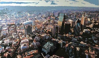 Alicia Dubnyckyj, 'The City XVIII, London', 2020