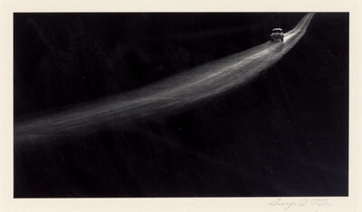 George A. Tice, 'County Road, Lancaster, Pennsylvania', 1961