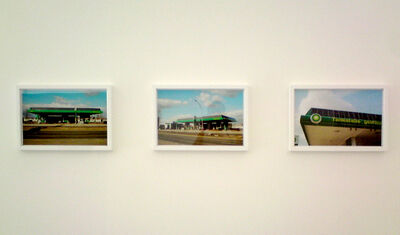 Tue Greenfort, 'BP Green-washed', 2006