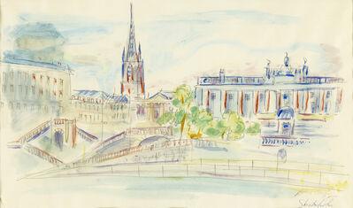 Jean Dufy, 'Stockholm', 1930-1940