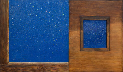 Kim Duck Yong, 'Borrowed Landscapes - Moonlight and Stars', 2020