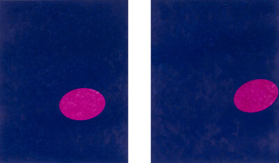Stephen Antonakos, 'Untitled Drawing, January 17-March 25, 2000', 2000
