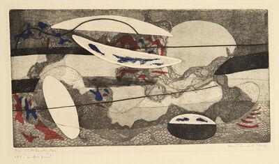 Alice Trumbull Mason, 'White Burden', 1946