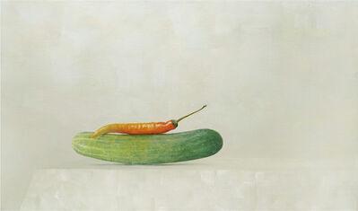 Ahmad Zakii Anwar, 'Cucumber & Red Chilli', 2019