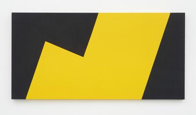 Carmen Herrera, 'Yellow and Black', 2010