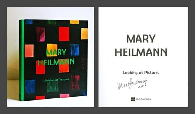 Mary Heilmann, 'Mary Heilmann, Looking at Pictures (Hand Signed and Dated by Mary Heilmann)', 2016