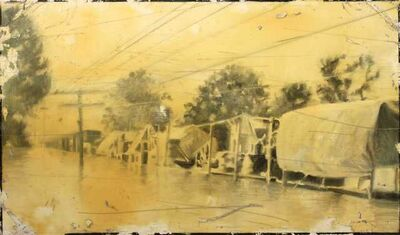 Demiak, 'Blanton, Mississippi 1927', 2011