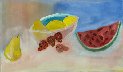 Paola Vega, 'Sandía con frutillas', 2020