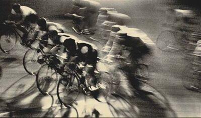 Lev Borodulin, 'Bicycle Races', 1964