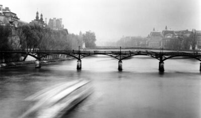 Roman Loranc, 'Moving Boat, Paris', 2008