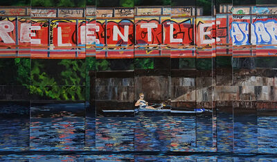 Jim Connelly, 'Morning Sculling', ca. 2018