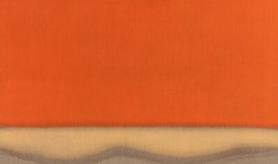 Susan Vecsey, 'Untitled (Hot Orange)', 2016