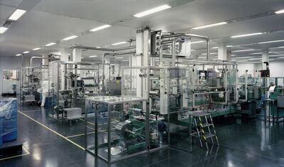 Thomas Struth, 'Pharmaceutical Packaging, Laboratorios Phoenix, Buenos Aires, Argentina', 2009