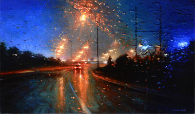 Tom Birkner, 'Night Rain IV', 2012