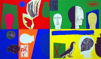 Mimmo Paladino, 'Stupor Mundi', 2012