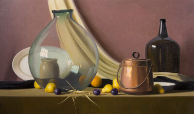 Robert Douglas Hunter, 'Green Pears – Purple Plums', Ca. early 1960s