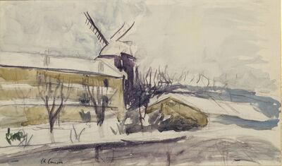 Charles Camoin, 'Paris, le moulin de La Galette', circa 1905