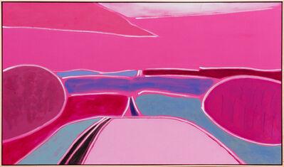 Pat Service, 'Big Pink Trip', 2016