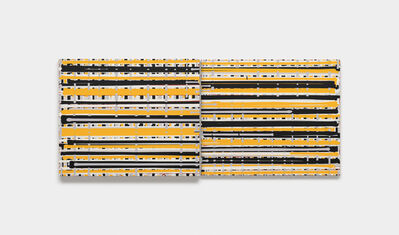 Daniel Feingold, 'estrutura #25', 2017