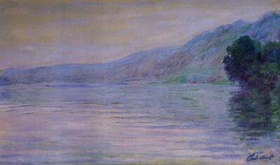 Claude Monet, 'La Seine à Port-Villez, effet bleu (W. 1374)', 1894